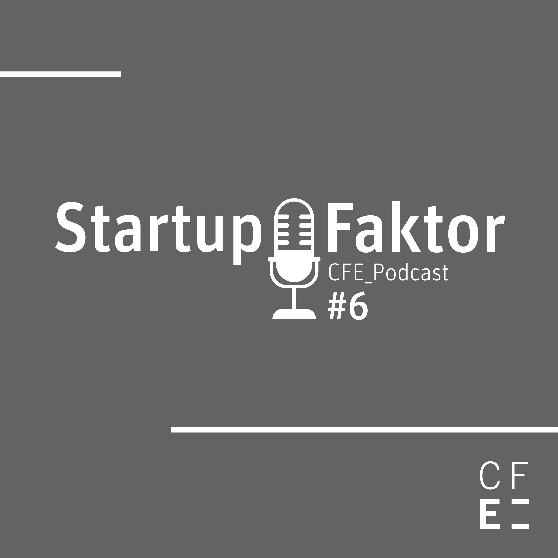 #6 Hakaya zu Gast beim StartupFaktor